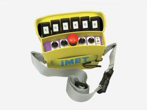 Télécommande radio + 2 batteries