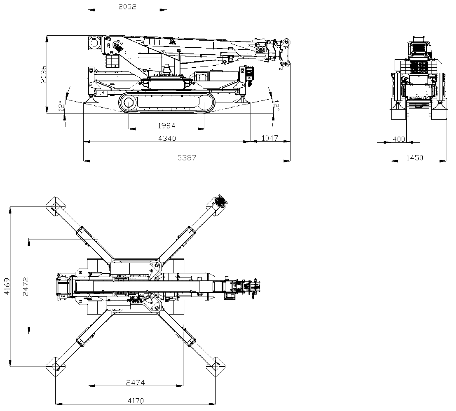 dimensions-SPX-1040